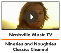 Nashville Music TV – Nineties and Noughties Channel Mobile – Country